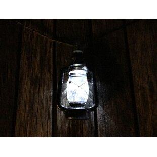 Pomegranate Solutions, LLC Solar Nantucket Lantern String Lights