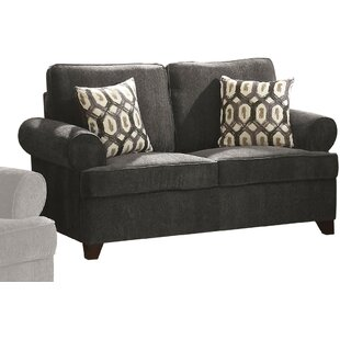Shop Pate Loveseat by Canora Grey
