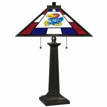 Medium sports table lamps youll love wayfair ncaa 24 table lamp mozeypictures Images