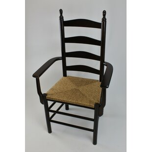 Sylvester Ladderback Solid Wood Dining Chair