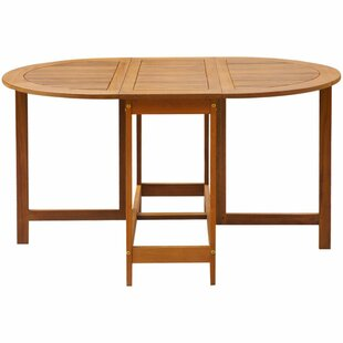 Cordova Extendable/Folding Wooden Dining Table Image