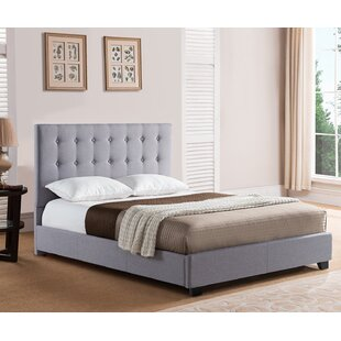 Krol Upholstered Platform Bed by Red Barrel Studio