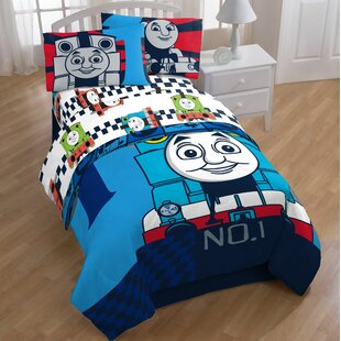 Thomas T- Block Sheet Set