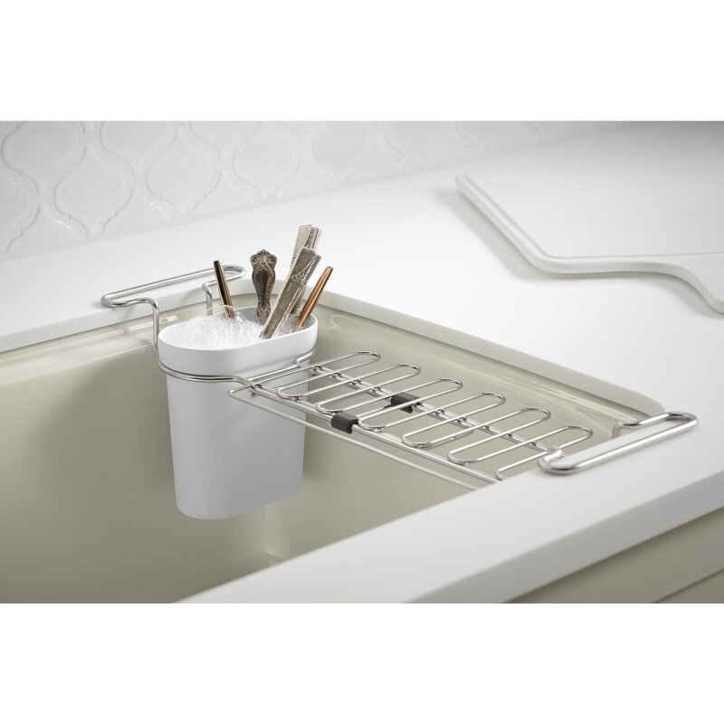 kitchen sink utility rack - Kohler Sple Dienstprogramm Rack