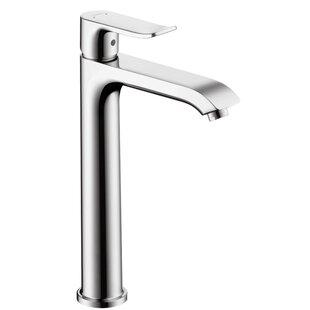 Hansgrohe Metris Single Single Hole Standard Bathroom Faucet
