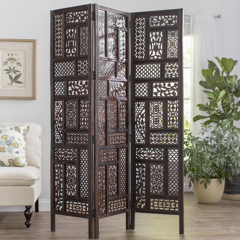 Waters Hemmingway 3 Panel Room Divider