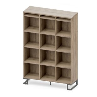 Deaux Bookcase By Ebern Designs
