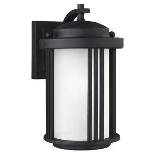 Dunkley 1-Light Outdoor Wall Lantern