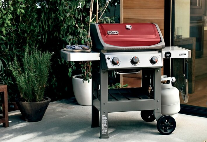 Grilling Starts Here