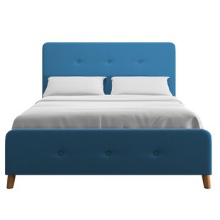 Delray Upholstered Panel Bed