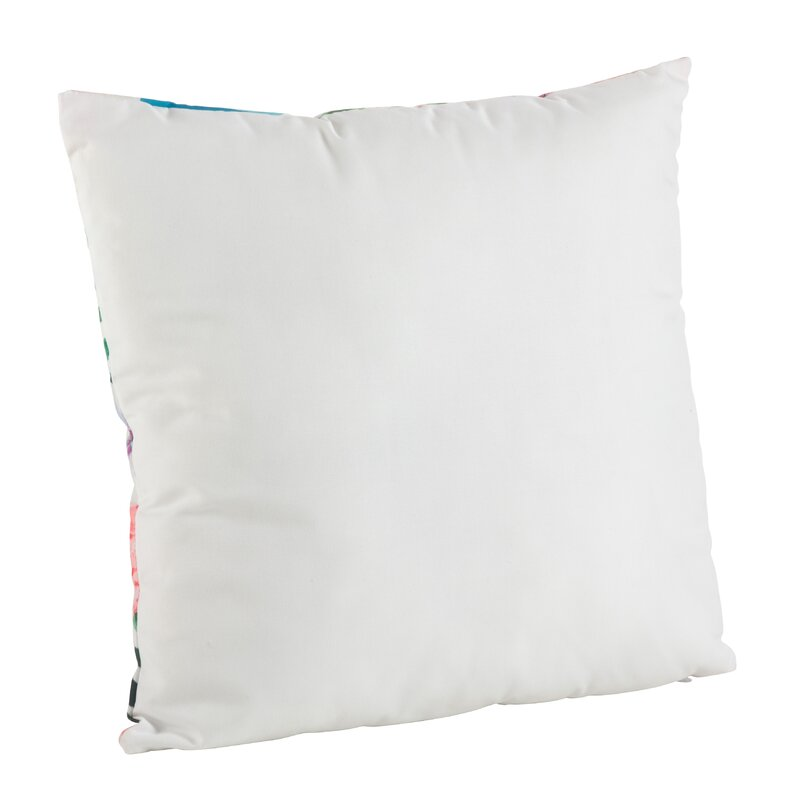 Sherwick Tropical Flamingo Indoor Outdoor Throw Pillow Reviews