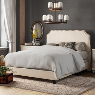 Cassandra Upholstered Panel Bed