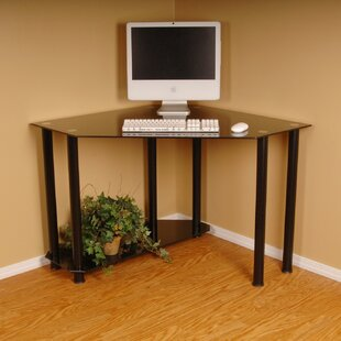 Chattanooga Corner Desk by Ebern Designs Today Sale Only