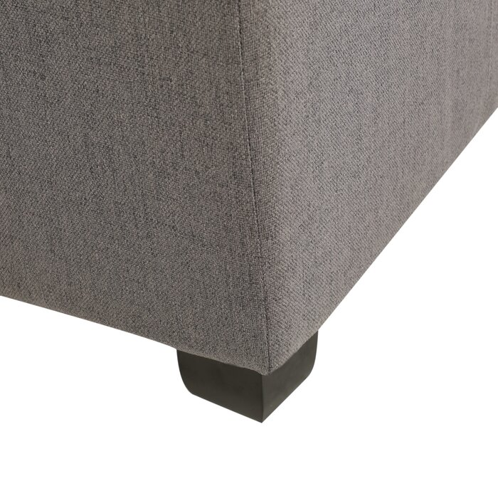 Astounding Ernestine Storage Ottoman Gmtry Best Dining Table And Chair Ideas Images Gmtryco
