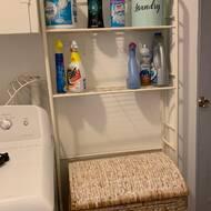 Rebrilliant Adella Laundry Room Organizer Reviews Wayfair