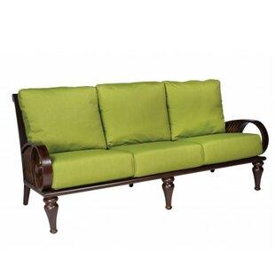 North Shore Patio Sofa With Cushions