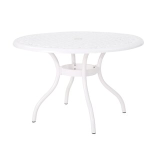 Danville Outdoor Aluminum Dining Table