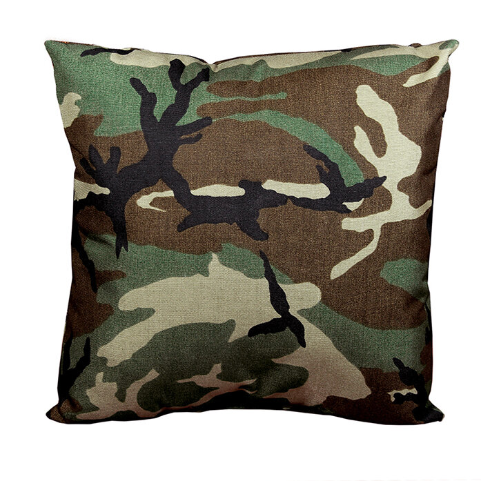 Decorative Wicker Furniture Patio Throw Pillow