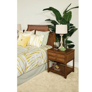 Summer Retreat 2 Drawer Nightstand by Braxton Culler