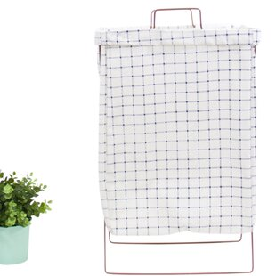 Affordable Wire Fold Laundry Hamper By Ebern Designs