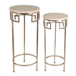 Filomena 2 Piece Nesting Tables by Willa Arlo Interiors