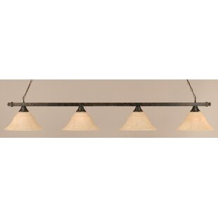 Red Barrel Studio Varner 4-Light Pool Table Light