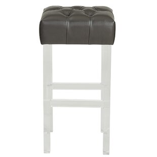 Jai 30 Bar Stool by Everly Quinn