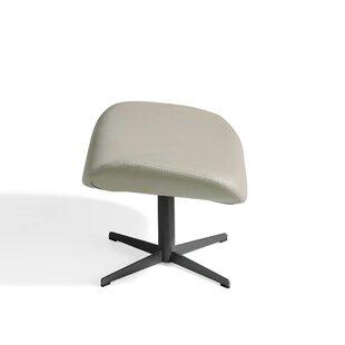 Genovese Footstool By Ebern Designs