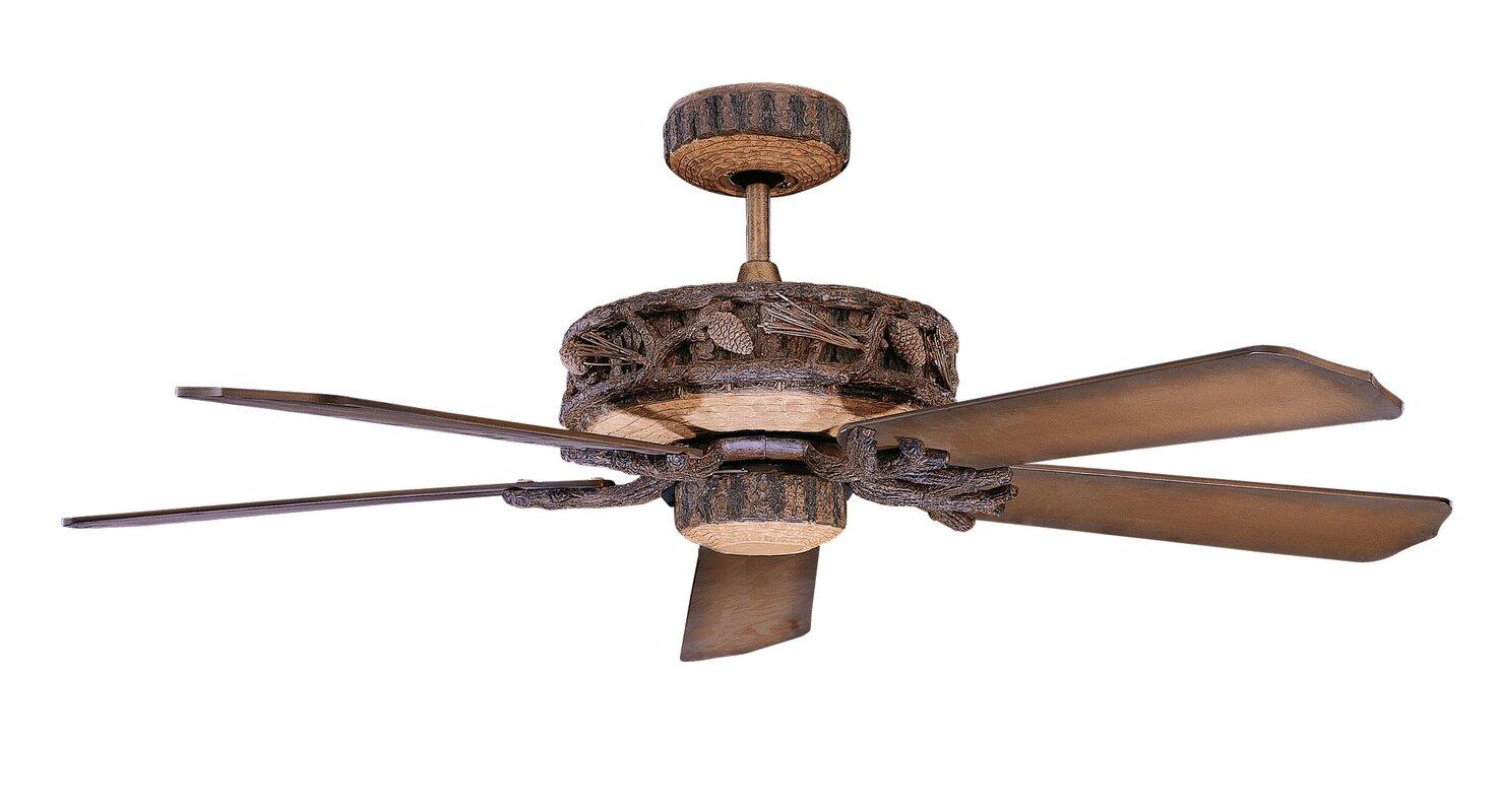 32 inch ceiling fan wayfair 52 alarcon 5 blade ceiling fan aloadofball Choice Image