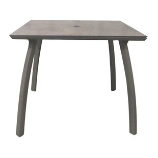 Leighann Square Dining Table by Orren Ellis Best #1
