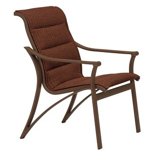 Corsica Patio Dining Chair with Cushion