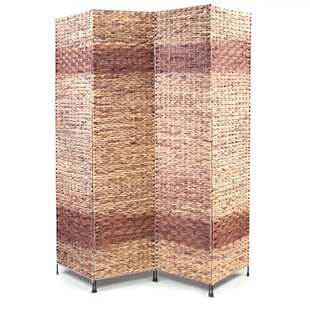 Proman Products Jakarta-B Screen 4 Panel Room Divider