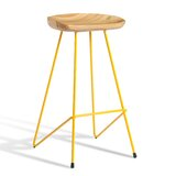 Catelan Solid Wood 27 Bar Stool (Set of 50) by sohoConcept