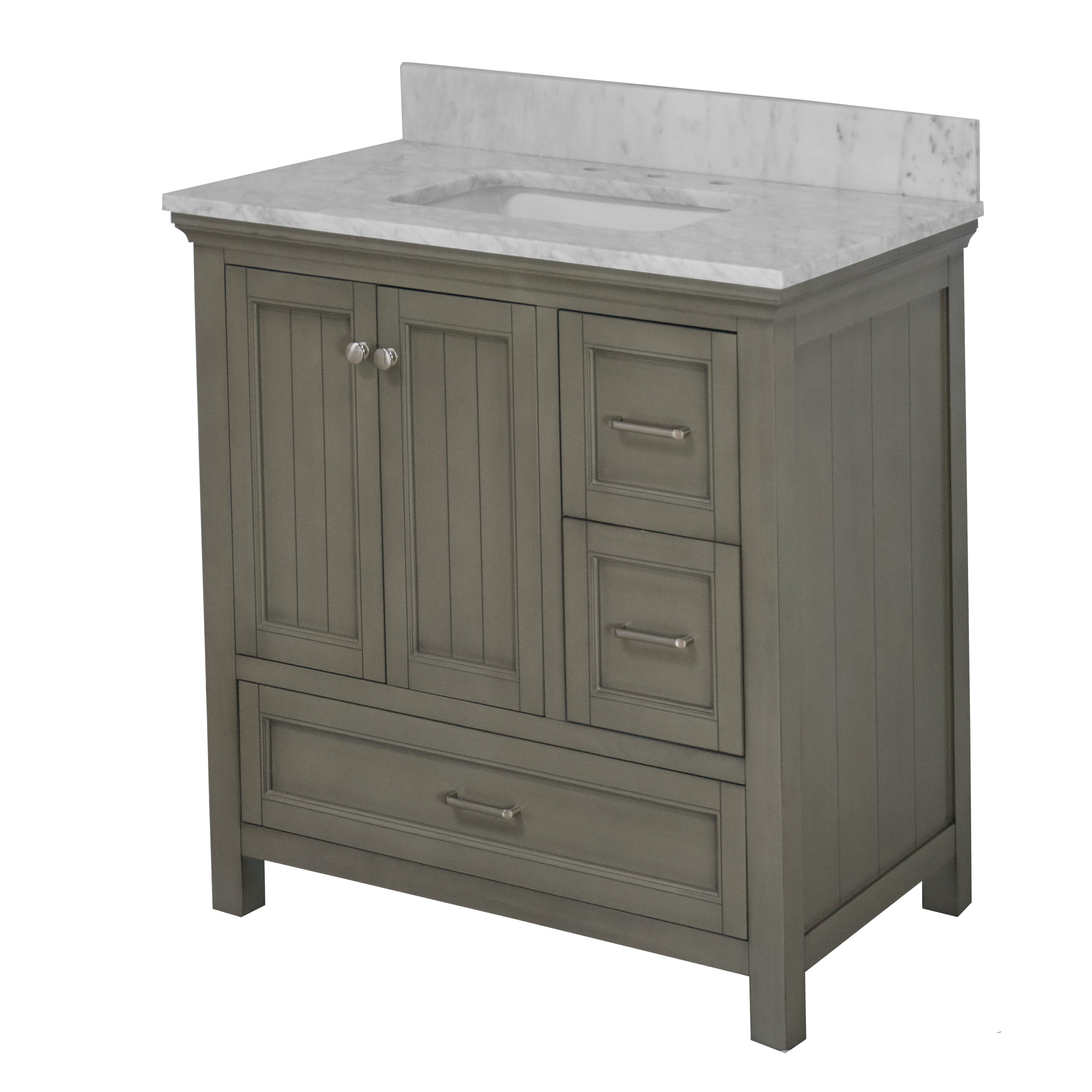 Joss Main Kituku 36 Single Bathroom Vanity Set Reviews Wayfair