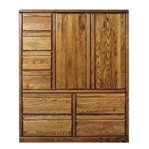 8 Drawer Armoire