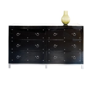 6 Drawer Buffet Table by Worlds Away