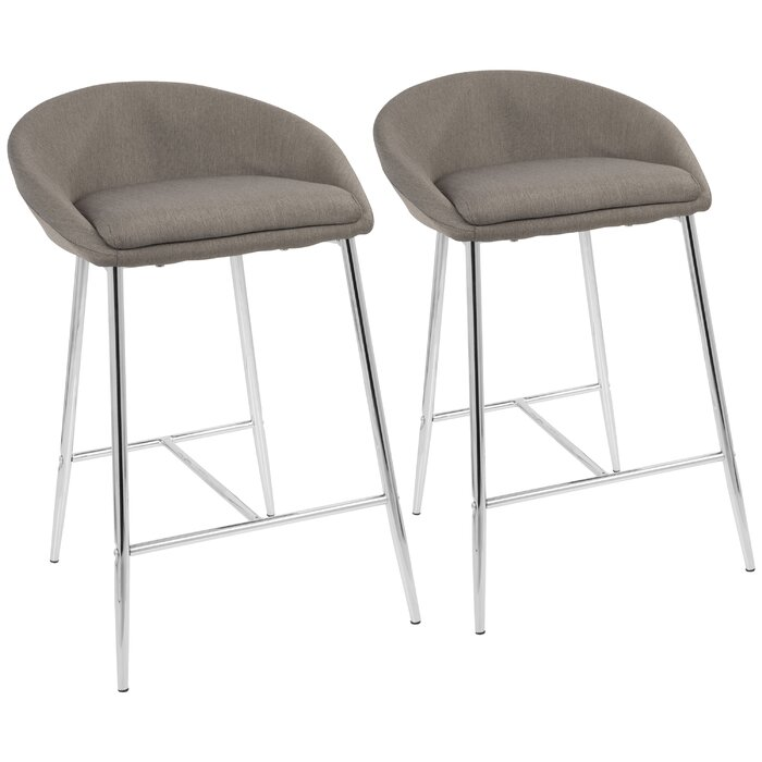 Tremendous Lewallen 25 75 Bar Stool Machost Co Dining Chair Design Ideas Machostcouk