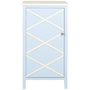 Lincklaen 1 Door Accent Cabinet by Three Posts