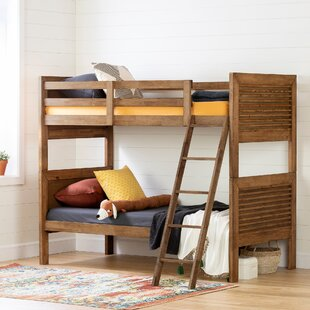 Lubello Twin Bunk Bed