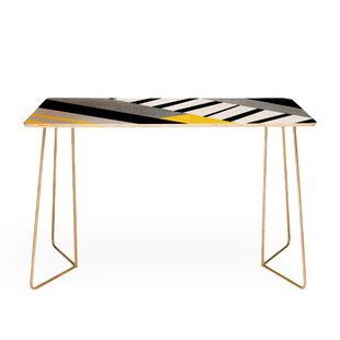 East Urban Home Geometric Combination Desk