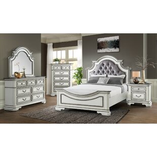 Newsom Panel Configurable Bedroom Set by House of Hampton