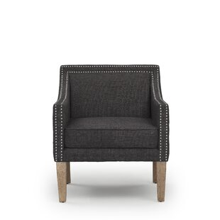Robitaille Club Chair by Gracie Oaks