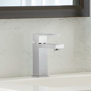 Bathroom Faucet Height 1 hole bath faucets you'll love | wayfair