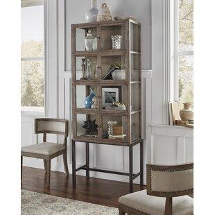 Gracie Oaks Zenaida Display Curio Cabinet