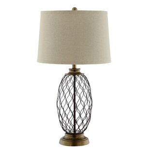 Inexpensive Propolis 31.25 Table Lamp By Red Barrel Studio