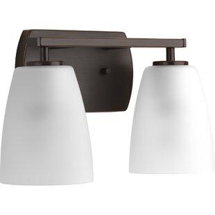 Red Barrel Studio Devi 2-Light Vanity Light
