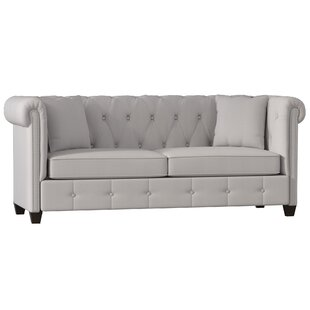 Off White Chesterfield Sofa Wayfair