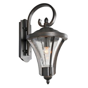 Lincoln Outdoor Sconce by Kalco