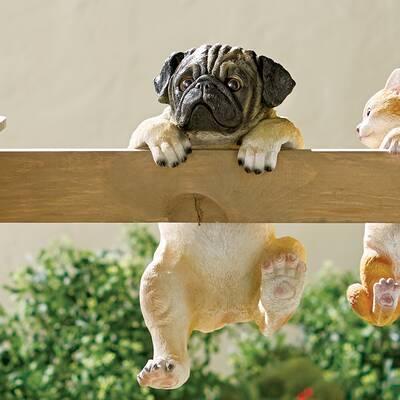 Hi-Line Gift Ltd  Dog French Bulldog Statue & Reviews | Wayfair