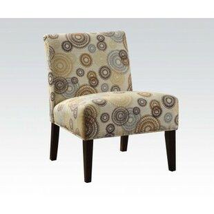 Rushford Slipper Chair by Ebern Designs